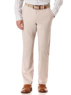 Perry Ellis - Slim Fit Twill Dress Pant