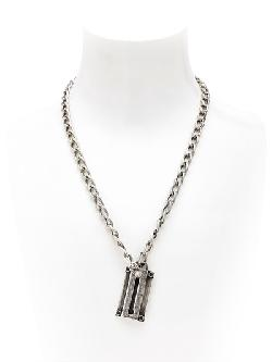 EDDIE BORGO  - LARGE GUARD NECKLACE