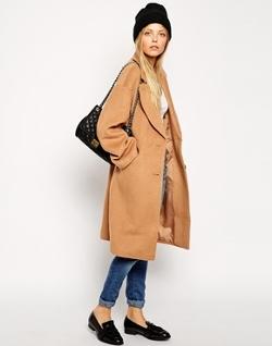 Asos - Cocoon Coat