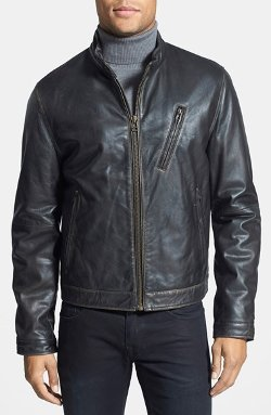 Marc New York by Andrew Marc  - Radford Leather Moto Jacket