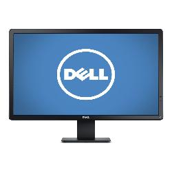 Dell - Computer E-Series E2414Hr 24-Inch Screen LED-Lit Monitor