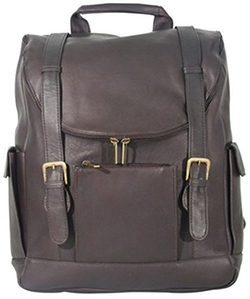 Millennium Leather - Andrew Philips Leather Vaqueta Backpack