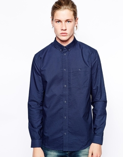 Weekday  - Bad Times Oxford Button Down Shirt
