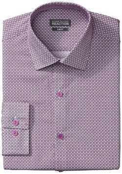 Kenneth Cole Reaction - Print Button Down Shirt