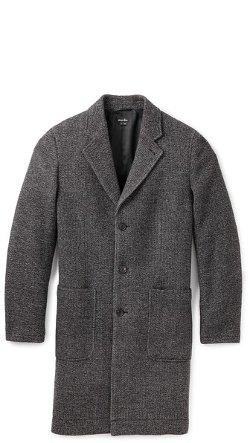 Steven Alan - Patch Pocket Topcoat