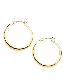 Kenneth Cole New York  - Small Hoop Earrings