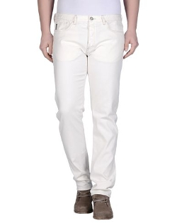 Armani Jeans - Straight Leg Casual Pants
