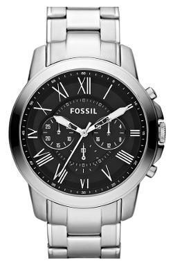 Fossil  - Grant Chronograph Bracelet Watch