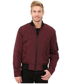 DKNY Jeans - Memory Twill Bomber Jacket