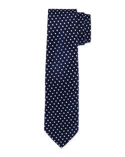 Charvet - Polka-Dot Silk Tie