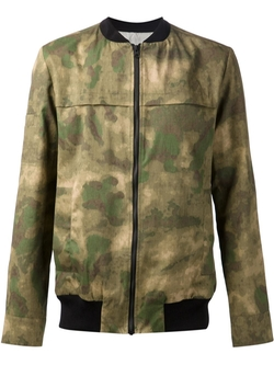 Some[thing]   - Earthen Bomber Jacket