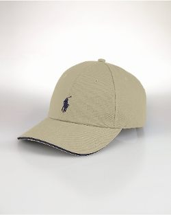 Polo Ralph Lauren - Twill Fairway Cap