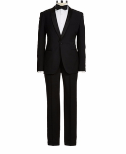 Hugo Boss - Sky Gala Shawl Modern Fit Tuxedo