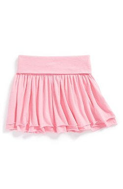 Ralph Lauren - Ruffle Cotton Jersey Skirt
