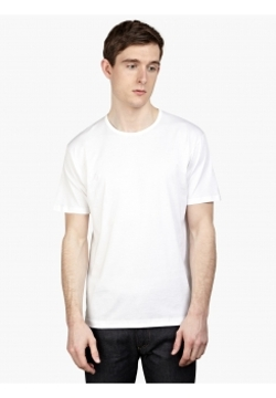 Sunspel  - Mens Short Sleeve Crew Neck T-Shirt