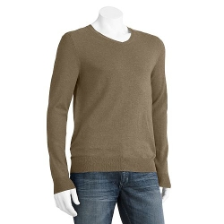 Marc Anthony  - Slim-Fit Solid Cashmere-Blend Sweater