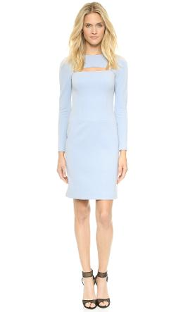 Kaufman Franco  - Long Sleeve Dress