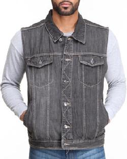 Levels  - Denim Vest
