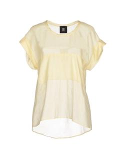 Ton Sur Ton  - Short Sleeve Blouse
