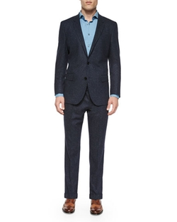Boss Hugo Boss  - Donegal Two-Piece Wool Suit