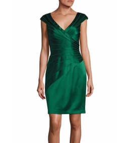 Kay Unger - Tiered Sheath Dress