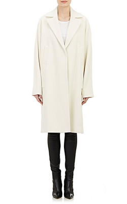 Maison Margiela  - Brushed Melton Coat