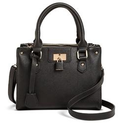 Miztique - Saffiano Satchel Handbag