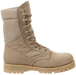 Grunt Force - Desert Tan Boots