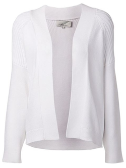 3.1 Phillip Lim - Ribbed Yoke Cardigan