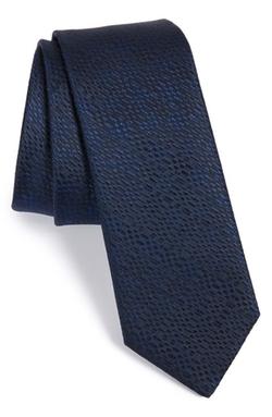 Hugo - Textured Silk Tie