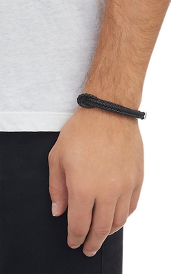 Bottega Veneta - Woven Leather Bracelet
