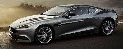 Aston Martin - Vanquish Coupe Car