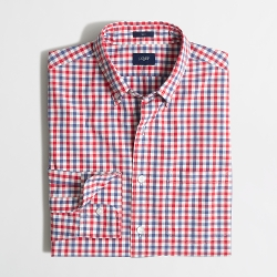 J.Crew - Factory Slim Washed Shirt