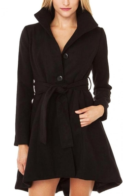Babyhclub - Sculpting Dovetail Trench Coat