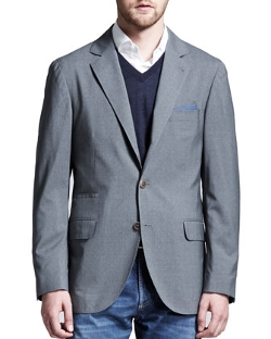 Brunello Cucinelli - Deconstructed Travel Jacket