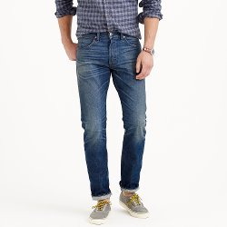 Wallace & Barnes - Slim Selvedge Jean