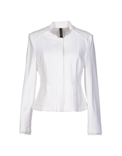 Marc Cain  - Zip Jacquard Jacket