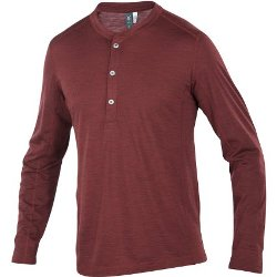 Ibex - Henley Long Sleeve Shirt