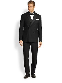 Polo Ralph Lauren - Double-Breasted Tuxedo