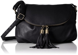 Del Mano - Cross Body With Double Tassels Bag