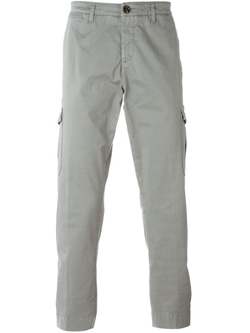 Eleventy   - Cargo Chino Trousers