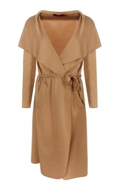 Boohoo - Katie Shawl Collar Belted Duster Coat
