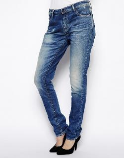 Denham  - Point Slim Boyfriend Jeans