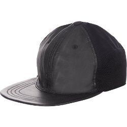 Maison Martin Margiela - Leather Baseball Cap