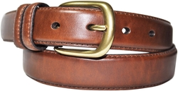 Danburry - Leather Double Loop Belt
