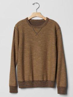 Slub - Crewneck Sweater