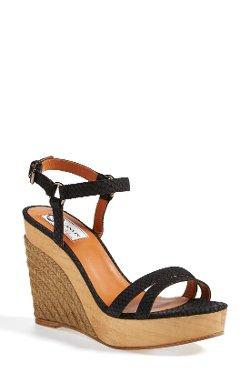 Lanvin  - Espadrille Wedge Sandals
