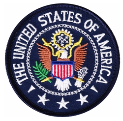 Flagline - United States Seal Circular Patch