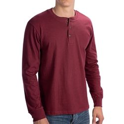 North Point - Henley Shirt
