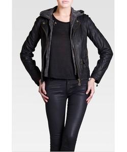 Doma Leather - Ashley Moto Jacket